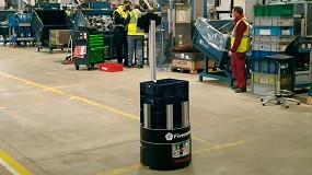 Foto de Robots colaborativos vs robots industriales, ¿qué necesita mi empresa?