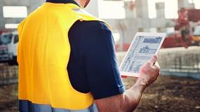 Foto de El trabajo en remoto de los profesionales de la construcción