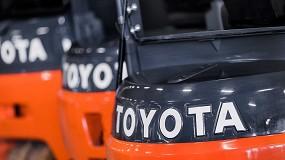 Foto de Toyota Material Handling España se adhiere al Pacto Mundial de las Naciones Unidas