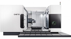 Foto de Delteco distribuye en España las máquinas de Cheto Corporation