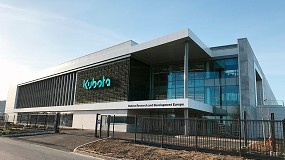 Foto de Kubota pone en marcha un nuevo centro europeo de I+D