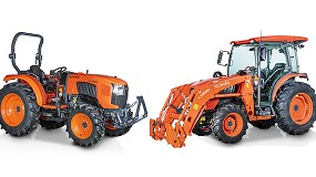 Foto de Kubota renueva las series de tractores L1 y L2 (45-61 CV)
