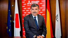 Foto de Pedro Ruiz Gómez, nuevo presidente de Mitsubishi Electric Europe, B.V., sucursal España