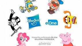 Foto de Hasbro cierra un acuerdo con Adversia