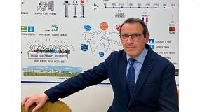 Foto de Carlos Vila, nuevo presidente de Aipex