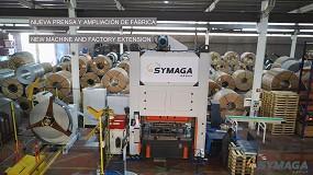 Foto de Symaga optimiza la fabricación y la logística en sus instalaciones
