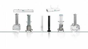Foto de Sistemas de desinfección de Aire UVC MED - salud y seguridad al alcance de todos