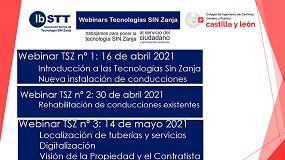 Foto de IBSTT lanza la primera serie de webinars de Tecnologías Sin Zanja en colaboración con CICCP CYL