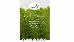 Foto de Conaif incrementó su actividad en 2020, un año marcado por la pandemia