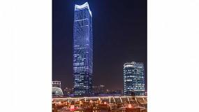 Foto de Nice aplica sus automatizaciones en el Sinar Mas Plaza de Shanghai