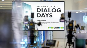 Foto de Phoenix Contact presenta su tecnología en una nueva edición de Dialog Days