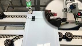 Foto de Smart Camera en líneas de producción