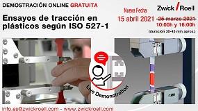 Foto de Nuevos seminarios web gratuitos para abril 2021 de ZwickRoell