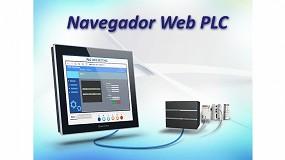 Foto de Weintek añade soporte para la función Navegador Web PLC en la nueva serie CMT X