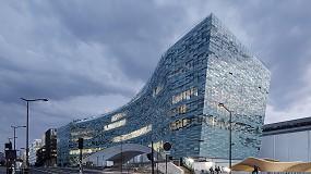 Foto de La nueva sede del Grupo Le Monde, en París