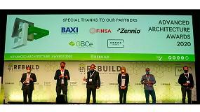 Foto de Rebuild convoca los Advanced Architecture Awards 2021