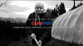 Foto de Clickfer presenta nuevo spot dentro de la campaña 'Sabemos que siempre lo llevarás dentro'