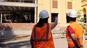 Fotografia de Simetría, primer grupo empresarial del sector de la construcción en implantar un Plan de Igualdad de Grupo