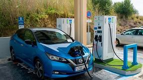 Foto de Galp y Easycharger abren un punto de recarga eléctrica ultrarrápido en Estepona, Málaga