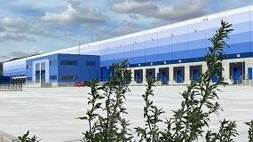 Foto de GLP alquila un almacén de casi 30.000 m² a Aosom (Valls)