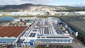Foto de EiDF, adjudicataria de las plantas de autoconsumo del Grupo Nueva Pescanova en sus centros de producción de España