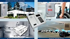 Foto de Optimus presenta su sistema SMC de intercomunicación y señalización para edificios