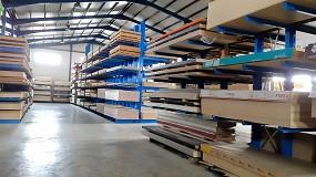 Foto de Maderas Fanega aumenta con Ohra un 33% de capacidad de almacenamiento en el mismo espacio