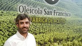 Foto de Entrevista a Manuel Jiménez Molina, gerente de Oleícola San Francisco