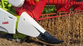 Foto de Sistemas de trilla y separación en cosechadoras de cereales