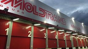 Foto de El Grupo Moldtrans inicia la construcción de unas nuevas instalaciones de 7.000 metros cuadrados en Valencia