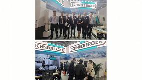 Foto de Schneeberger participa en CIMT 2021, Pekín