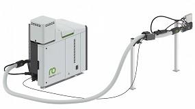 Foto de Nuevo equipo fusor energéticamente eficiente: Vision