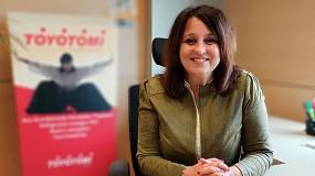 Foto de Entrevista a Elena Díaz Granado, directora de ventas en España de Toyotomi