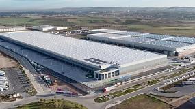 Foto de Mountpark impulsa un nuevo sistema de gestión de activos y códigos QR en el centro logístico construido a riesgo más grande de España