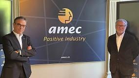 Foto de Amec y Eurecat colaboran para materializar proyectos de innovación en la industria