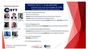 Foto de El 'estado del arte' de las tecnologías sin zanja post COVID: Primera serie de webinars TSZ IBSTT-CICCP CyL