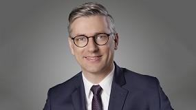 Foto de Jens Schüler, nuevo CEO de la división Automotive Aftermarket de Schaeffler