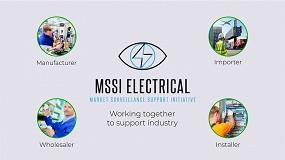 Foto de MSSI-Electrical pide un frente común para conseguir que sólo se comercialicen e instalen productos seguros y conformes
