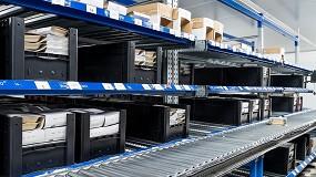 Foto de BITO optimiza el centro de distribución del e-commerce de Wetaca