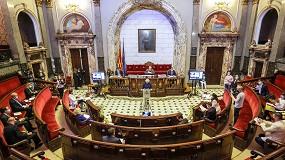 Foto de El Acuerdo Marco Estratégico Valencia 2030 nace con un amplio apoyo político