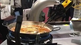 Foto de Una paella creada por un robot revoluciona el sector de la hostelería