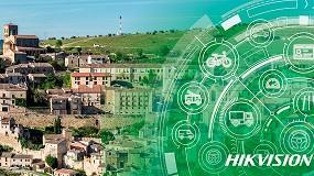 Foto de Hikvision lanza una solución de control de tráfico que convierte municipios pequeños en Smart Cities