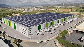Foto de Málaga Green Logistics Park de Aquila Capital se presenta en Málaga como el mayor proyecto logístico sostenible de la Costa del Sol