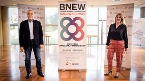 Foto de El Consorci de la Zona Franca de Barcelona presenta la segunda edición de BNEW
