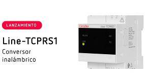 Foto de Conversor inalámbrico Line-TCPRS1 con Wi-Fi y Ethernet de Circutor
