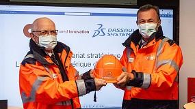 Foto de Bouygues Construction y Dassault Systèmes amplían su colaboración para acelerar la transformación digital en la industria de la construcción