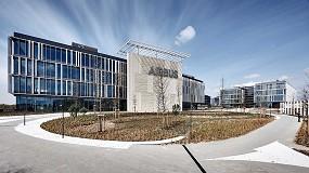 Foto de Estudio Lamela proyecta con Wicona el Campus Airbus 'Futura' en Madrid