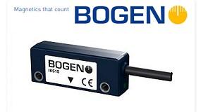 Foto de Medición analógica con cabezal sensor magnético IKS15 de Bogen