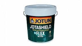 Foto de Jotun renueva su gama de pinturas de fachadas con Jotashield Flex Ultra