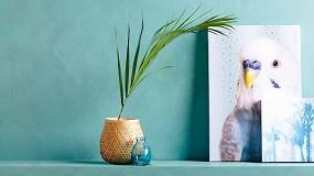 Foto de Luxens de Leroy Merlin, la pintura ecológica y sostenible durante todo su ciclo de vida